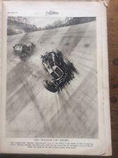 Practical Motorist Magazine Bound Set Volume 1 May to Nov 1934 FJ Camm + Adverts