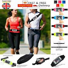 Whole New Unisex Outdoor Sports Bum Bag Running Belt Waist Travel Zip Pouch