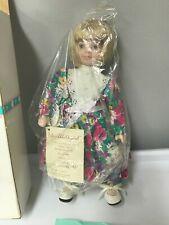 Goebel Victoria Ashlea Originals Limited Edition Porcelain Doll IN BOX FREE SHIP