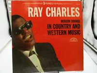 Ray Charles Modern Sounds in Country & Western Music ABCS-410  VG+ c VG/VG+_
