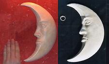 3018 applique croissant de lune décorative