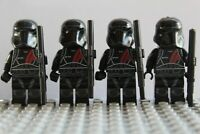 Star Wars Special Forces Order Storm Clone Troopers Mini Figures use with lego