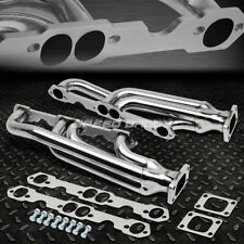 FOR CHEVY SBC 283/327/350/400 T3 STAINLESS STEEL RACING TURBO MANIFOLD EXHAUST