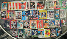 (56) Assorted Don Mattingly Trading Cards 1986-94 (34 different cards)
