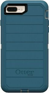 OtterBox Defender Rugged Case Only iPhone 8 PLUS & 7 PLUS Big Sur, Easy Open Box