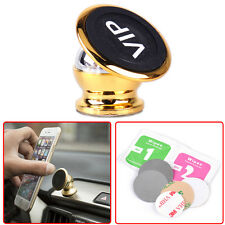 Universal Magnetic Car Auto Dash Phone Holder GPS Mobile Mount Stand Sticky