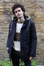 Brave Soul Zip Regular Size Coats & Jackets for Men Quilted