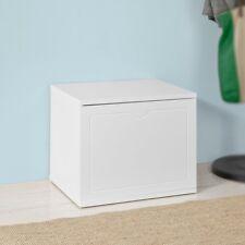 SoBuy® Banc de Rangement Meuble Commode  à chaussures Meuble d'Entrée FSR46-W,FR