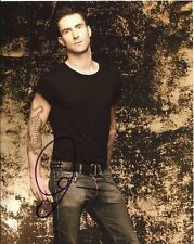 Adam Levine In Person Signed Photo - Lead Vocalist with Maroon 5 - A238