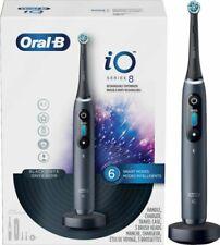 Oral-B iO Series 8 Electric Toothbrush - Black