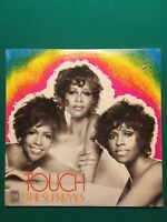 Touch The Supremes Vinyl LP Dated 1971 SEALED