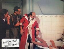 JUGNOT LHERMITTE LE PÈRE NOËL EST UNE ORDURE 1982 PHOTO D'EXPLOITATION #3
