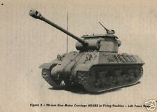 T014 Two M36 manuals, TM 9-745 and TM 9-748