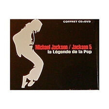 215 // COFFRET CD/DVD COLLECTOR MICHAEL JACKSON/JACKSON 5 NEUF