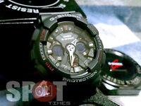 Casio G-Shock Crazy Colors Men's Watch GA-120-1A