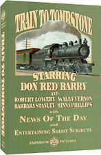 Train To Tombstone - A Classic RR Western Adventure On DVD W/FREE SHIPPING!