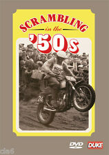 Scrambling in the 50s DVD featuring Jeff Smith Arthur Lampkin Dave Bickers *NEW