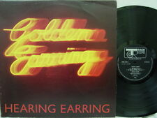 "GOLDEN EARRING - Hearing Earring LP (RARE UK Import on TRACK w/""Braille"" Cover)"