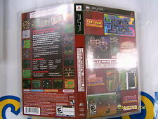 PSP GAME NAMCO MUSEUM BATTLE COLLECTION (ORIGINAL USED)