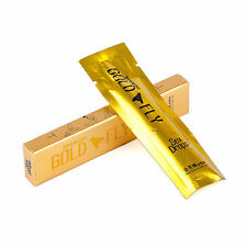 SPANISH GOLD FLY SEX DROPS Aphrodisiac Liquid Female Libido Enhancer Sex 1 Tube