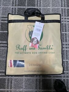 Ruff And Tumble Dog Drying Coat XL