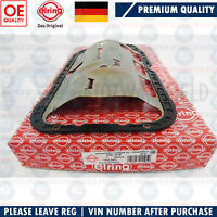 FOR VAUXHALL OPEL 2.0 C20NE C20XE C20LET TURBO OIL PAN SUMP GASKET ELRING