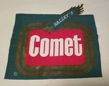 New listing Vintage Halley's Comet t shirt Xl sci fi astronomy planet asteroid physics