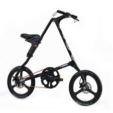 STRIDA SX Inches 18 Limited Special Model Folding Bike Citybike Black