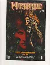 WITCHBLADE #167A, 1st Print, NM or better  (Top Cow/Image, June 2013)