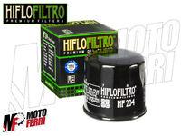 MF1675 - FILTRO OLIO HIFLO HF204 HONDA CBF CBR RR HORNET 600 1000 SH 300 CBX