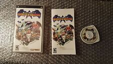 Ultimate Ghosts N Goblins Sony PSP 2006 Complete - Works Great - Ships Fast