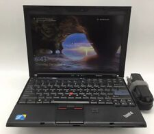 "Lenovo ThinkPad X201 12"" Laptop Intel i5 @ 2.53GHz 4GB RAM 320GB HDD - See Desc."