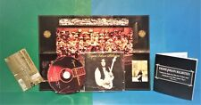 YNGWIE MALMSTEEN CONCERTO FOR ELECTRIC GUITAR JAPAN CD + POSTER