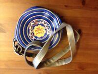 Blue Chupa Chups Cross Body Shoulder Bag Collectable