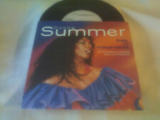 """DONNA SUMMER - STATE OF INDEPENDENCE - VINYL 7"""" SINGLE"""