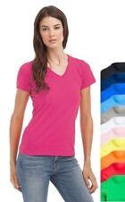 Hanes Short Sleeve Machine Washable T-Shirts for Women