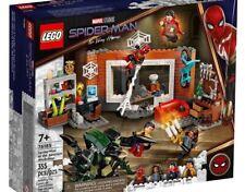 LEGO 76185 Marvel Spider-Man at the Sanctum Workshop BNIB