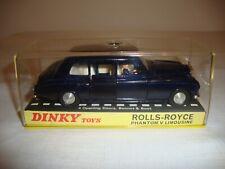 DINKY 152 ROLLS ROYCE PHANTOM V LIMOUSINE 2ND ISSUE - VERY GOOD in original BOX