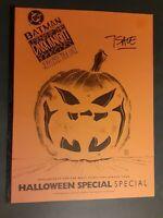 Batman Legends Dark Knight Halloween Special West Coast Tour Special 1 VF  8.0
