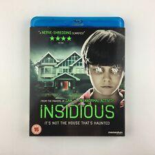 Insidious (Blu-ray, 2011) s