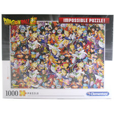 """Clementoni Dragon Ball Super """"Impossible"""" 1000 Piece Jigsaw Puzzle - 39489"""