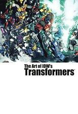 Art of IDW's Transformers, Eisinger, Justin, Good Condition Book, ISBN 160010256