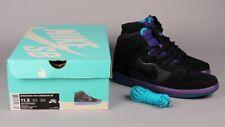 Nike Dunk High Premium SB Black Black-Grape Ice Sz.11.5 Air Jordan 5 Emerald