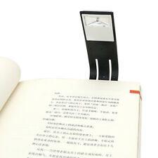Slim Flexible LED Reading Light Lamp Stand Clip On Book For Kindle Kobo E-Reader