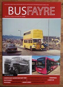 Bus Fayre Magazine Volume 43/Issue 04, Autumn 2021