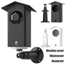 Wall Mount Bracket for Wyze Cam Pan Silicon Weather Proof Case Adjustable Mount