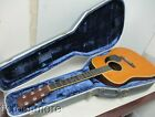 VINTAGE 1975 MARTIN D35 NATURAL DREADNOUGHT ACOUSTIC GUITAR W/HARD SHELL CASE