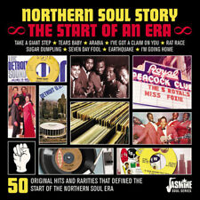 Northern Soul Story The Start of an Era - CD Compilation