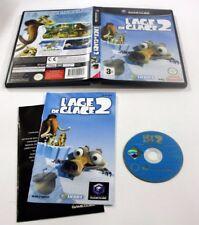 JEU Nintendo GAME CUBE  L age de glace 2   complet VF