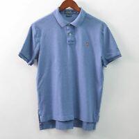 Polo Ralph Lauren Pima Soft Touch Polo Shirt Short Sleeve Mens Medium M